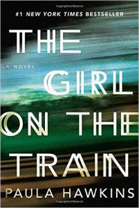 A Girl on the train by Paula Hawkins